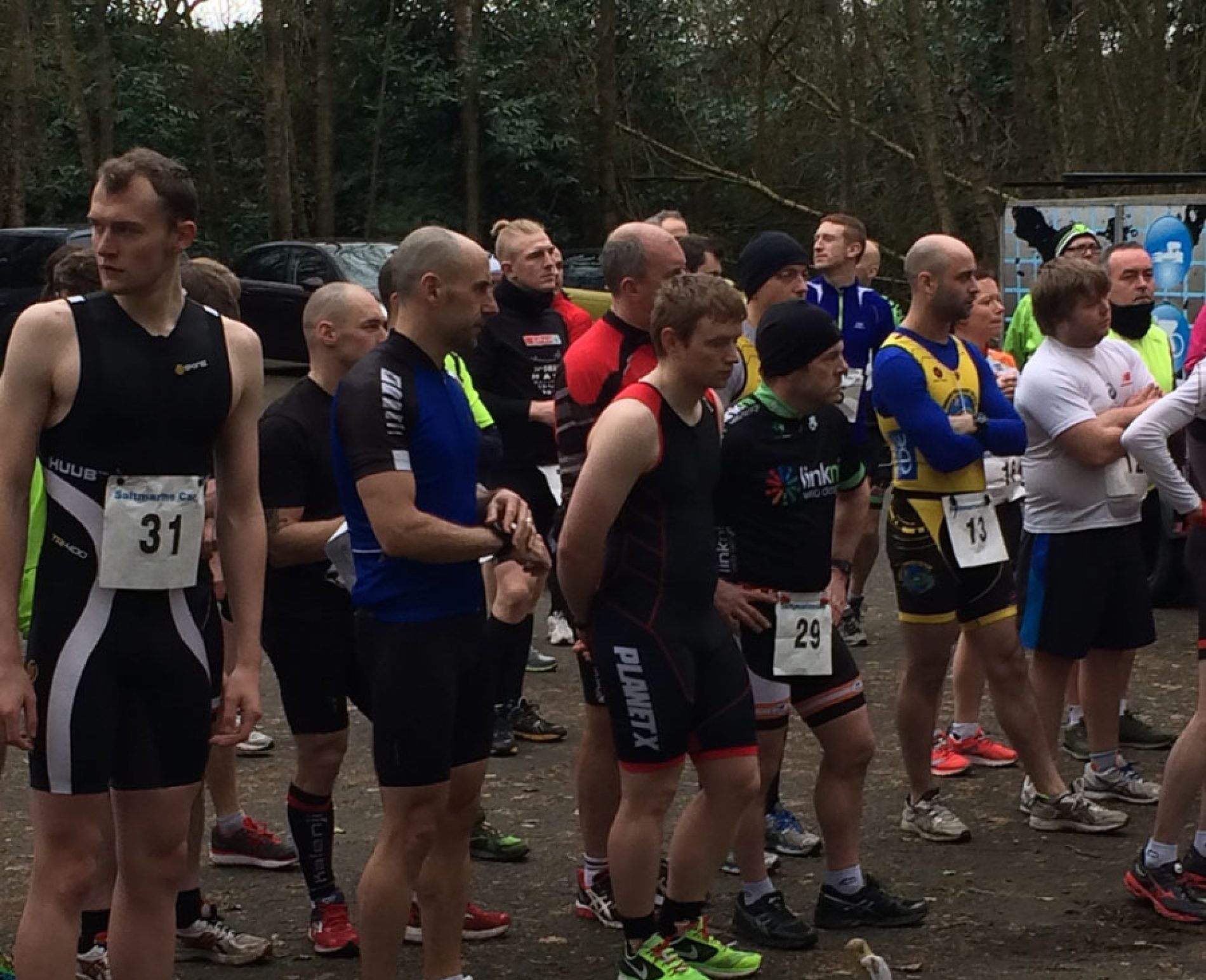 Solid Results for ITC Athletes at Peatlands Duathlon